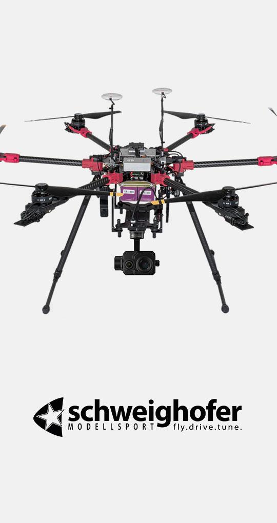 Modellsport Schweighofer Enterprise Drohnen