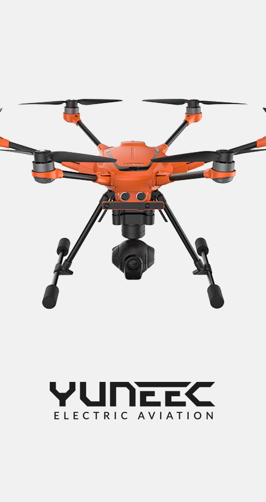 Yuneec Enterprise Drohnen